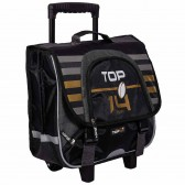 Top 14 Rugby 41 CM Top-of-the-range wheeled binder