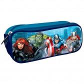 Trousse Avengers 22 CM - 2 Compartiments