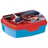 Box lunch Ladybug 14 CM