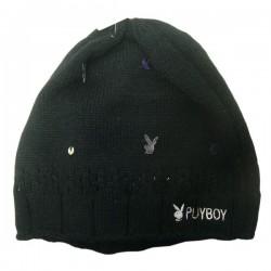 Bonnet Playboy Noir
