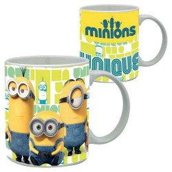 Minions Keramik Becher - Tasse