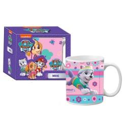 Pat Patrol Girl Ceramic Mug - Copa