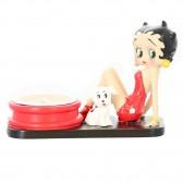 Betty Boop y Purdgy 11,5 cm