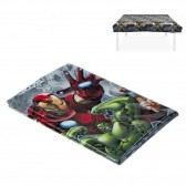 Avengers 120x180cm plastic tablecloth - Parties and anniversaries