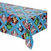 Nappe en plastique Avengers Multicolore 120x180cm - Fêtes et anniversaires