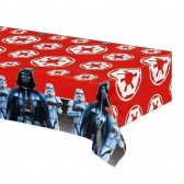 Star Wars 120x180cm plastic tablecloth - Parties and anniversaries