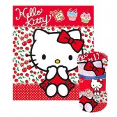 Hello Kitty Polar Plaid 120 x 140 cm - Cover