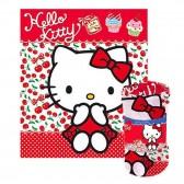 Hello Kitty Polar Plaid 120 x 140 cm - Cubierta