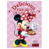Disney Minnie Polar Plaid 100 x 150 cm - Cubierta