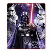 Plaid polaire Star Wars 120 x 140 cm - Couverture