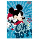 Mickey Boy Polar Plaid 100 x 150 cm - Abdeckung