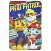 Polar Plaid Pat Patrol Heroes 100 x 150 cm - Abdeckung