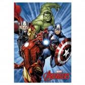 Plaid polaire Avengers 100 x 150 cm - Couverture