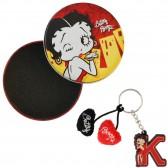 Betty Boop neuer Alter Schlüssel