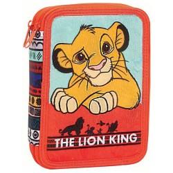 El kit forrado de León Rey - Disney