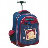 Pooh Forever Friends 46 CM Wheeled Rucksack - Trolley Tasche