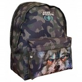 Rucksack No Fear Army Wolf 48 CM - 2 Cpt