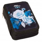Keine Angst blaue Blumen 20 CM trimmen Kit
