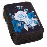 Trousse garnie No Fear Blue Flowers 20 CM