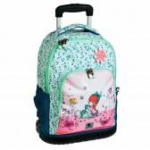 LOL Flower 42 CM 42 CM Wheeled Backpack - High Range
