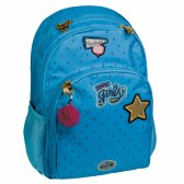 Campus Girls 43 CM Rucksack - Top of The Range