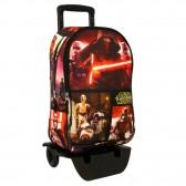 Sac à dos à roulettes Star Wars Legend 43 CM trolley Haut de Gamme - Cartable