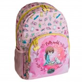 Pretty World 43 CM Rucksack - High-End