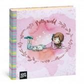 Classeur Pretty World 24 CM - Petit format