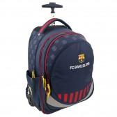 Sac à dos à roulettes FC Barcelone Campeones 45 CM - 2 cpt - Trolley Cartable