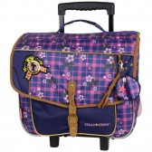 Horse Stalla Bianca 41 CM Trolley Top-of-the-range trolley binder