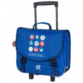 Rugby France 41 CM Trolley top-of-the-line trolley
