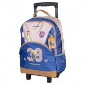 Stalla Bianca 43 CM Horse Cartable Backpack
