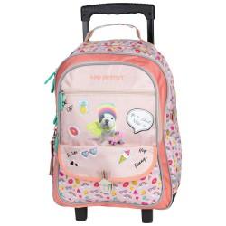 Teo Jasmin School 43 CM Top-of-the-range backpack