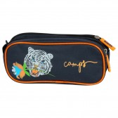 Rectangular Kit Camps United Tiger Girl 22 CM - 2 Bays
