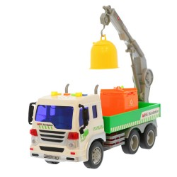 Remote-controlled truck 30 cm