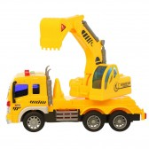 Véhicule friction Truck Sonore et Lumineux 30 cm