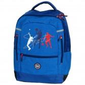 Backpack Go Les Bleus 45 CM - 2 Compartments