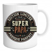 "Taza ""Super Dad Limited Edition"""