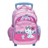 Charmmy Kitty 30 CM high maternal wheeled travelbag