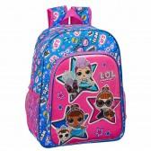 Ladybug Miraculous 42 CM high-end - satchel backpack