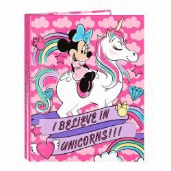 Minnie Mouse Unicorn Classer - A4 Formaat