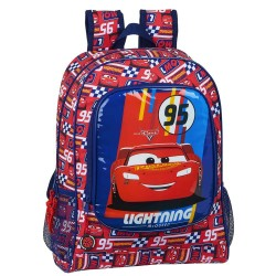 Cars Racing 42 CM Mochila de alta gama cartable