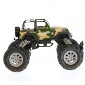 Véhicule Jeep truck 17 cm Mondomotors