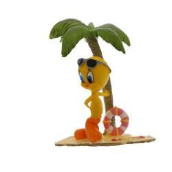 Figurine Titi Palmier