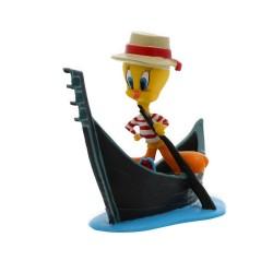 Figura barca Titi