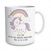 Fantastische Unicorn mok