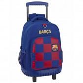 Sac à dos à roulettes FC Barcelone 45 CM Trolley Haut de Gamme