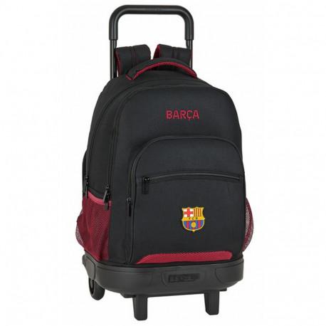 Sac à dos à roulettes FC Barcelone 45 CM Trolley FCB Haut de Gamme