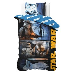 Star Wars Stormtrooper 140x200 cm duvet cover and pillow taie