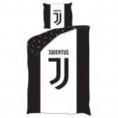 Juventus 140x200 cm Bettbezug und Kissen Taie